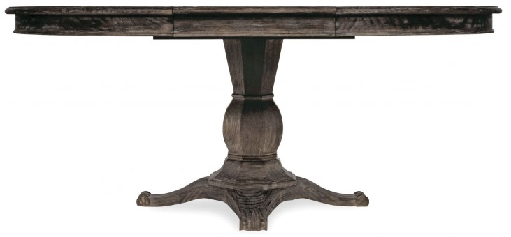 St. Germain Round Extendable Dining Table