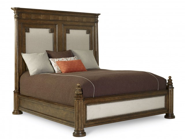 Collection One King Mansion Bed