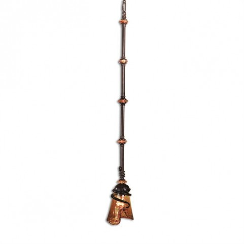 Vitalia Oil Rubbed Bronze Mini Pendant