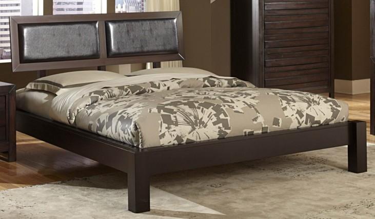 Danika King Platform Bed