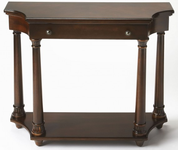 Hobson Plantation Cherry Console Table