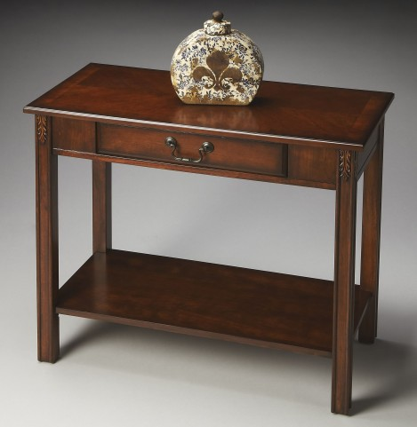 2207024 Plantation Cherry Console Table