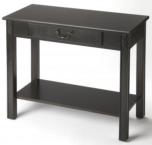 Sheridan Black Licorice Console Table