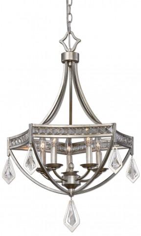 Tamworth Modern 5 Light Pendant