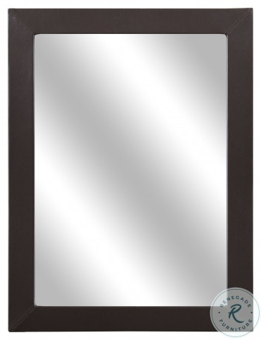 Lorenzi Dark Brown Mirror