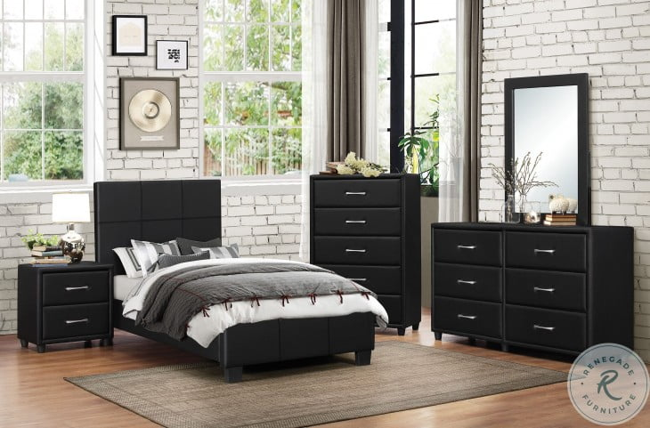 Lorenzi Black Chest