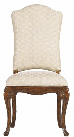 Arrondissement Heirloom Cherry Volute Side Chair