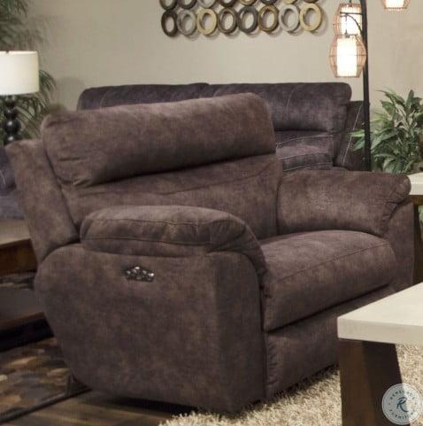 Super Sedona Mocha Power Recliner With Power Lumbar Evergreenethics Interior Chair Design Evergreenethicsorg