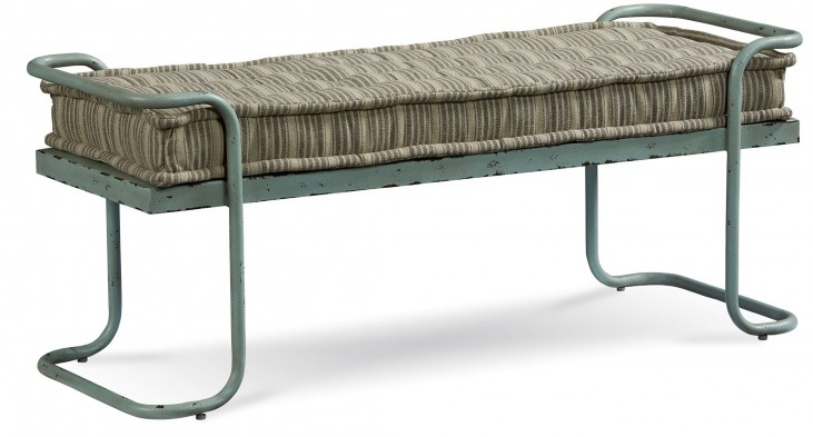Epicenters Williamsburg Bed Bench