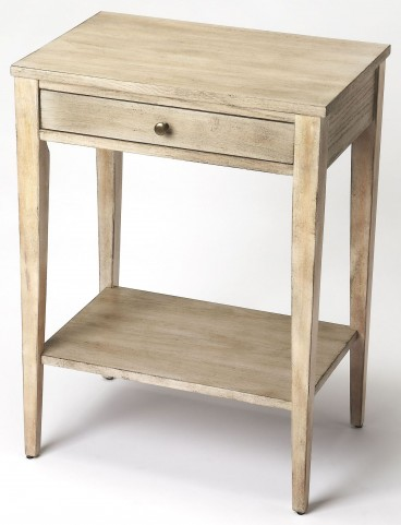Cobble Hill Driftwood Console End Table