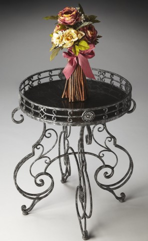 2284025 Metalworks Accent Table