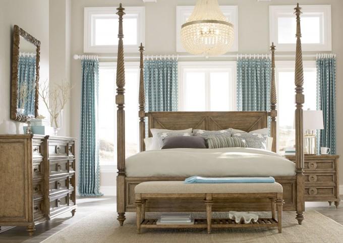 Pavilion Poster Bedroom Set