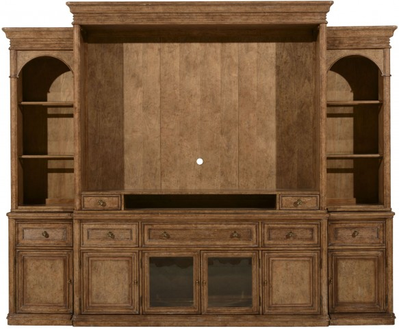 Pavilion Entertainment Wall Unit
