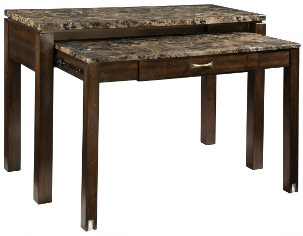 Bella Warm Chocolate Cherry Desk