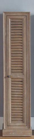 Providence/Savannah Linen Driftwood Cabinet
