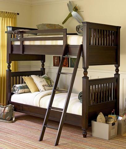 Paula Deen Guys Smartstuff Full Over Full Bunk Bed