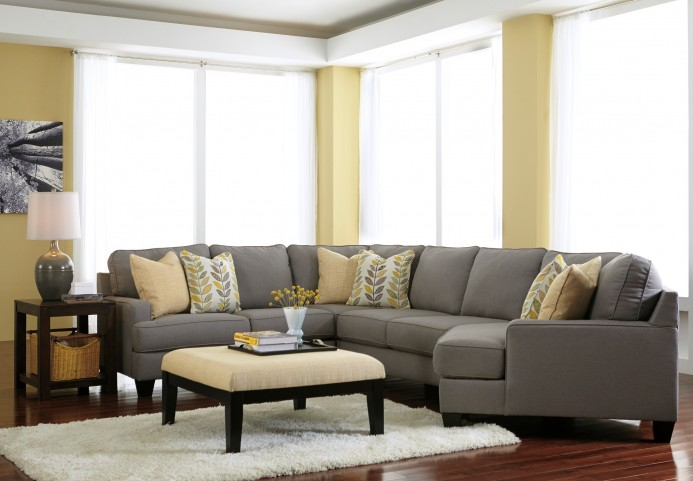 Chamberly Alloy RAF Cuddler Sectional