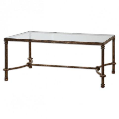 Warring Iron Coffee Table
