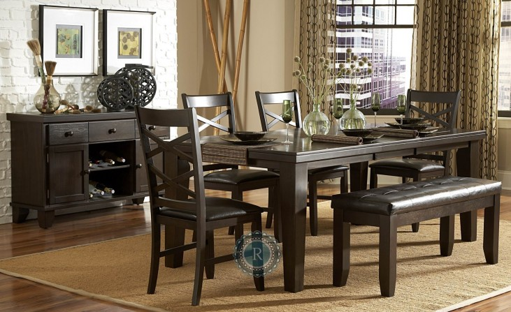 Hawn Extendable Dining Room Set