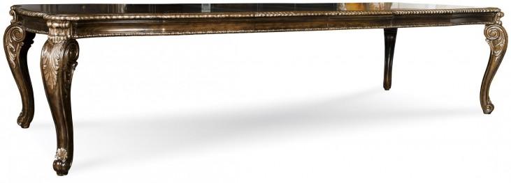 Gables Extendable Rectangular Leg Dining Table
