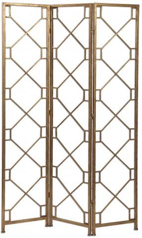 Lakaya Gold 3 Panel Screen