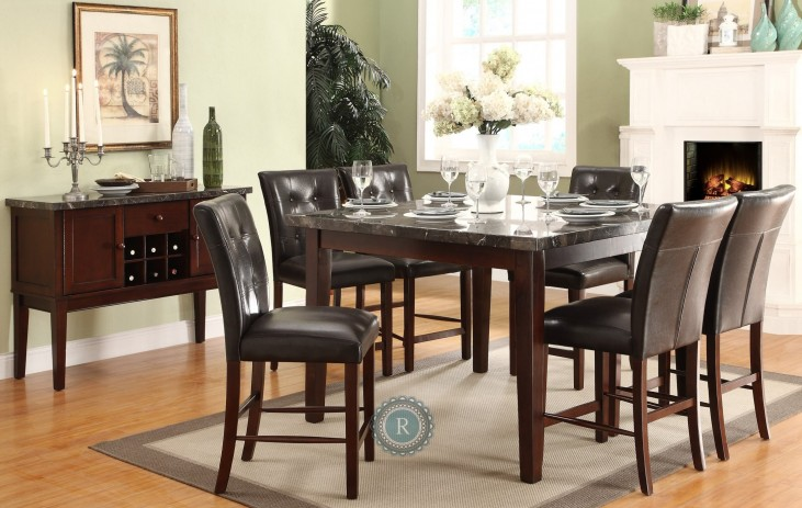 Decatur Counter Height Dining Room Set
