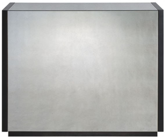 Neala Mirrored Console Table