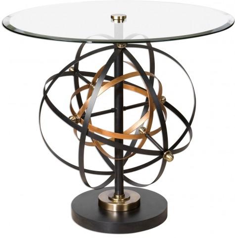 Colman Sphere Accent Table