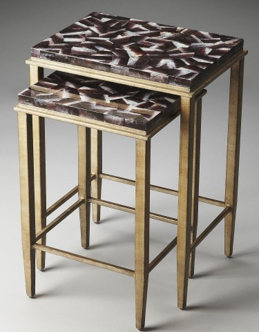 Mateo Metalworks Nesting Tables
