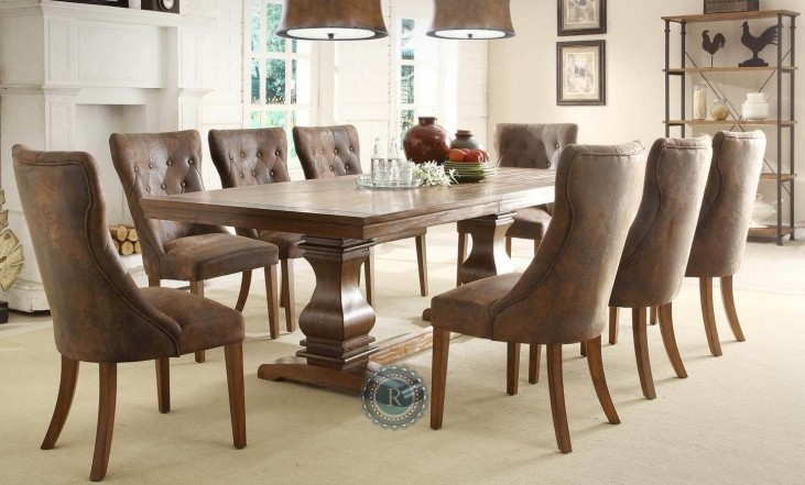 Marie Louise Extendable Dining Room Set