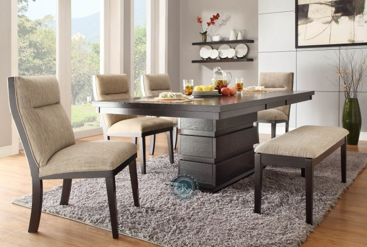 Tanger Extendable Dining Room Set