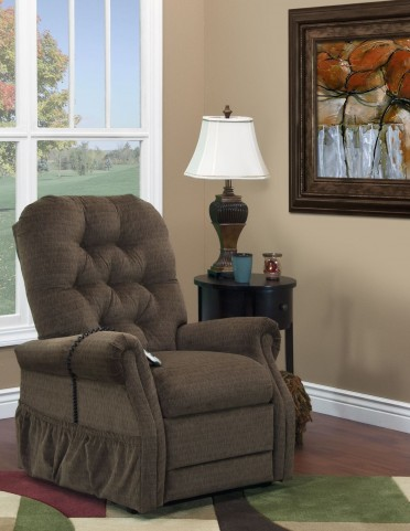 Cabo Havana Tufted Three Way Reclining Lift Chair