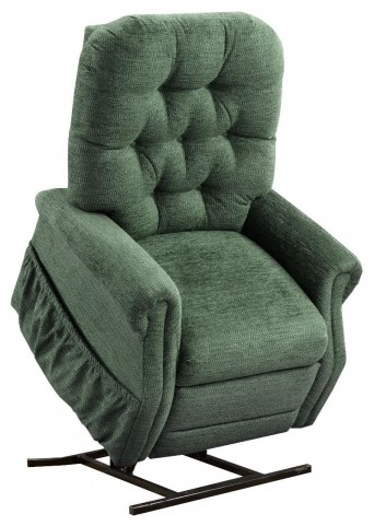 Encounter Pine Tufted Two Way Reclining Lift Chair