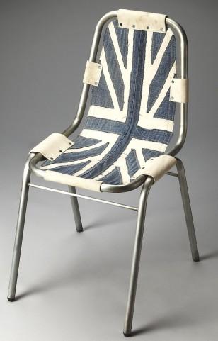 Shelton Industrial Chic Loft Side Chair