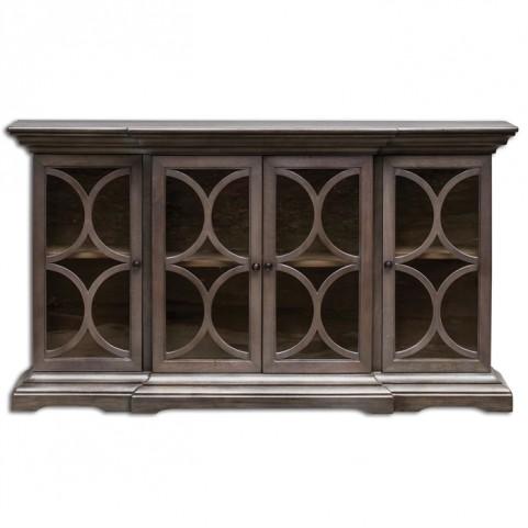 Belino Wooden 4 Door Chest