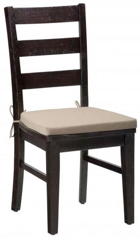 Prospect Creek Pine Three Rung Ladderback Chair Set of 2