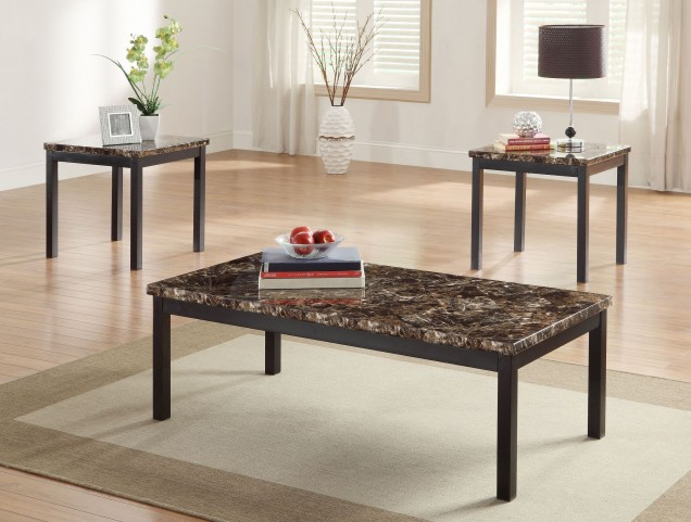 Tempe 3-Piece Occasional Table Set