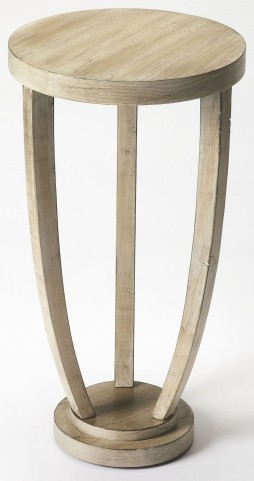 Tidewater Driftwood Accent Table