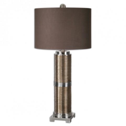 Colobert Copper Bronze Lamp