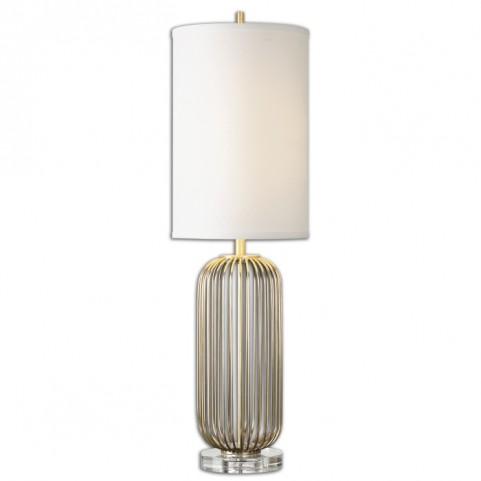Cesinali Gold Table Lamp
