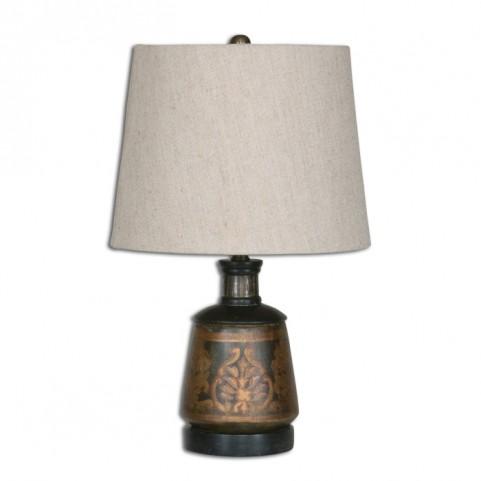 Mela Hand Painted Lamp