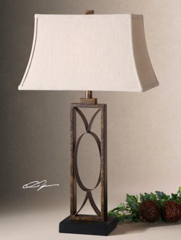 Manicopa Bronze Table Lamp