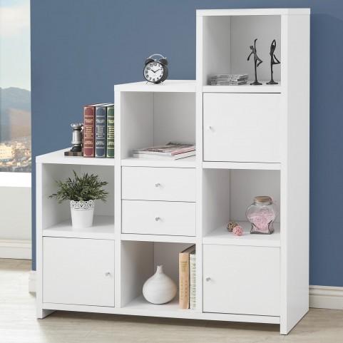 801169 Asymmetrical Bookshelf
