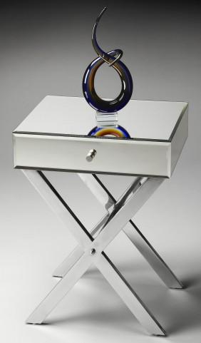 Vincennes Loft Mirror Side Table
