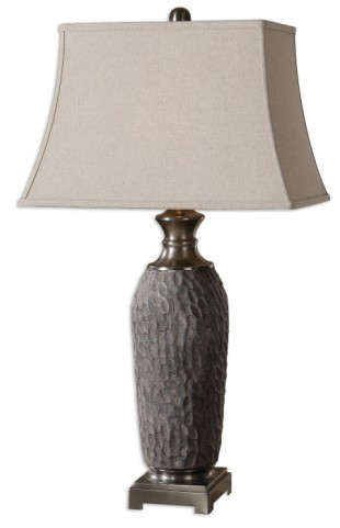 Tricarico Textured Lamp