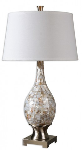 Madre Mosaic Tile Lamp