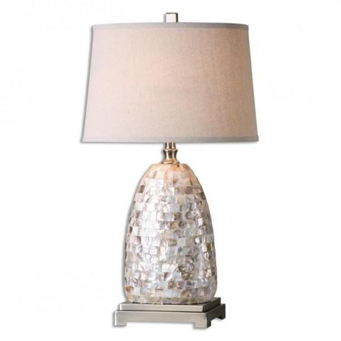 Capurso Capiz Shell Table Lamp
