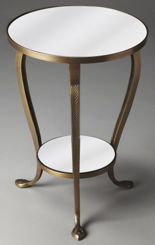 Cascade Metalworks Accent Table