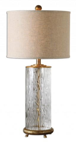 Tomi Glass Table Lamp