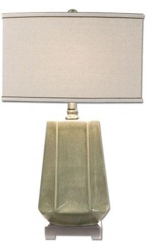 Valbona Rust Gray Lamp